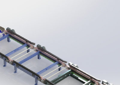 Bin Weighing Line  -   View 1